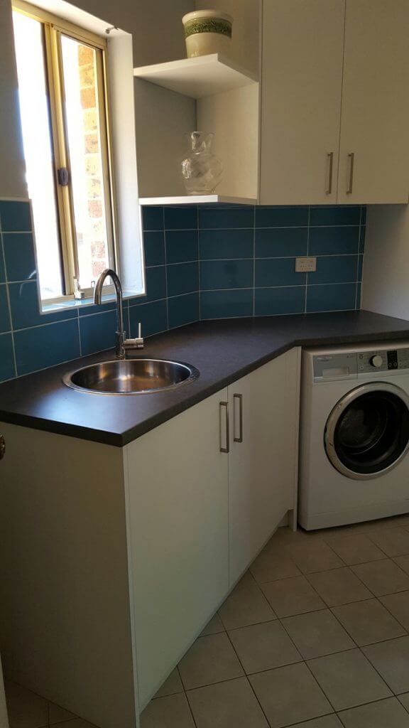Laundry Splashbacks
